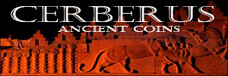 Cerberus Ancient Coins