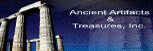 Ancient Artifacts & Treasures